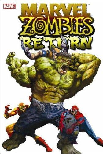 Marvel Zombies Return 1-A by Marvel