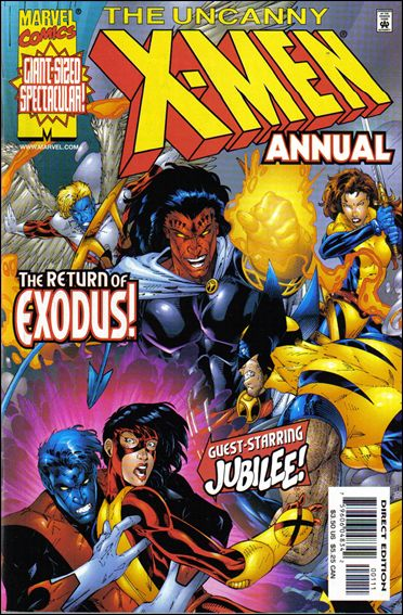 Uncanny X-Men Annual (1970) '1999'-A by Marvel
