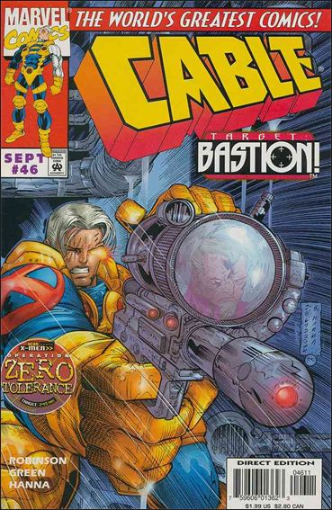 Cable (1993) 46-A by Marvel
