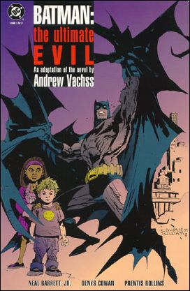 Batman: The Ultimate Evil 1-A by DC