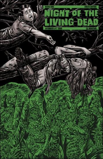 Night of the Living Dead: Aftermath (2012)  7-D by Avatar Press
