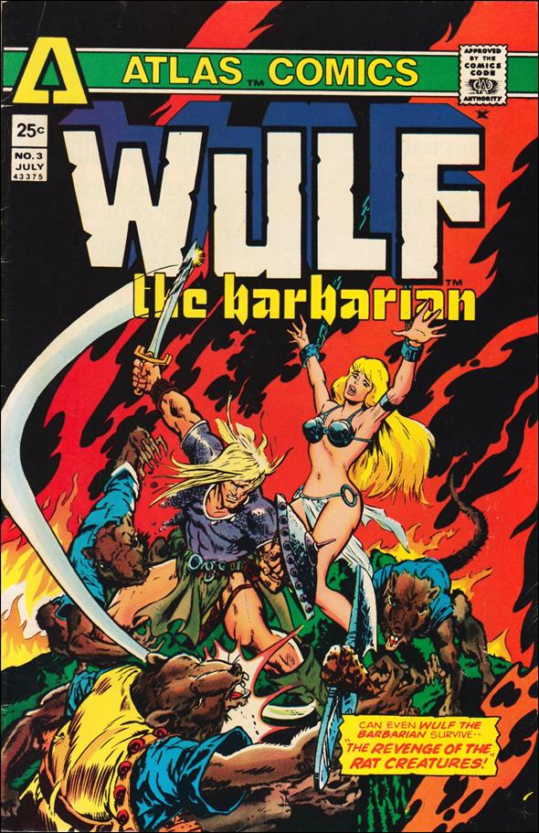 Wulf the Barbarian 3-A by Atlas-Seaboard