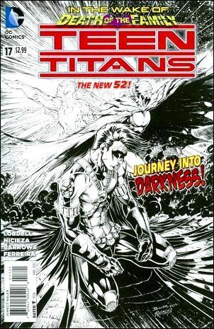 Teen Titans (2011) 17-B by DC