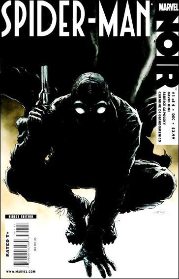 Spider-Man Noir (2009) 1-A by Marvel