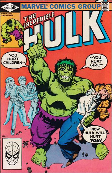 Incredible Hulk (1968) 264-A by Marvel
