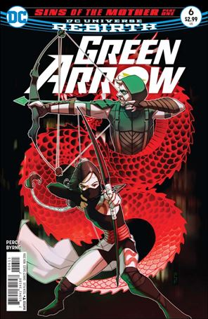 Green Arrow (2016) 6-A