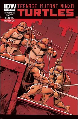 Teenage Mutant Ninja Turtles (2011) 12-A