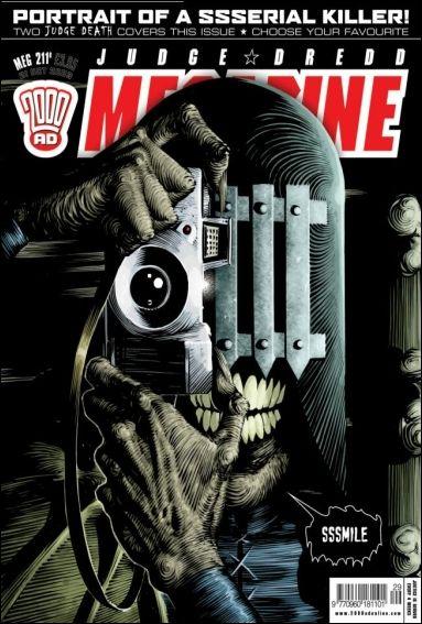 Judge Dredd Megazine (2003) 211-B by Rebellion