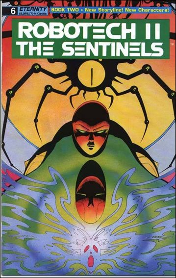 Robotech II: The Sentinels Book II 6-A by Eternity
