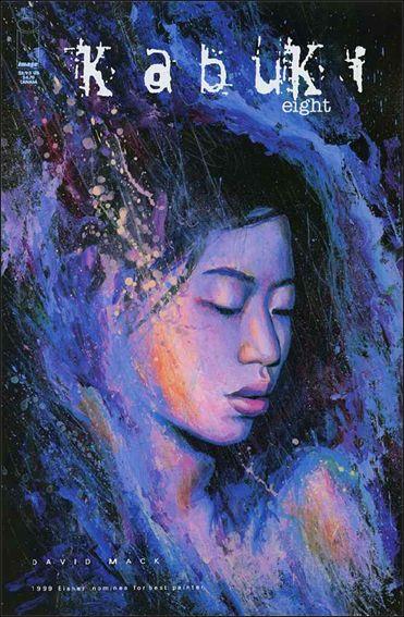 Kabuki (1997) 8-A by Image