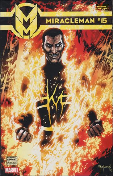 Miracleman (2014) 15-A by Marvel