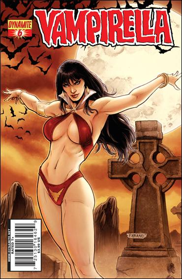 Vampirella (2010) 6-C by Dynamite Entertainment