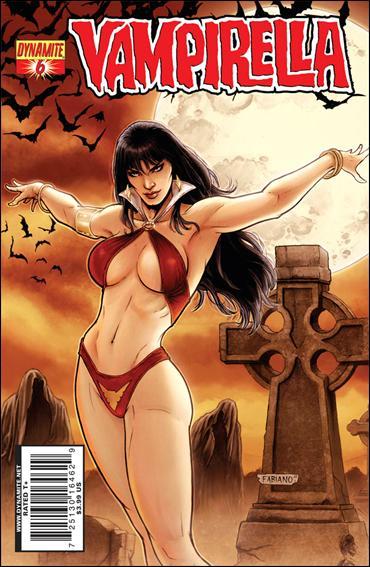 Vampirella (2010) 6-C by Dynamite Entertainment