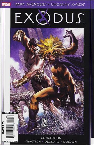 Dark Avengers/Uncanny X-Men: Exodus 1-C by Marvel