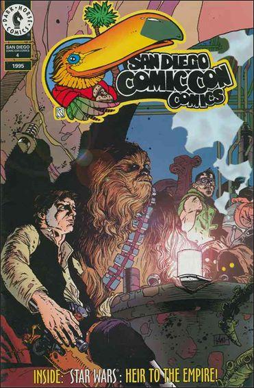 San Diego Comic-Con Comics 4-A by Dark Horse