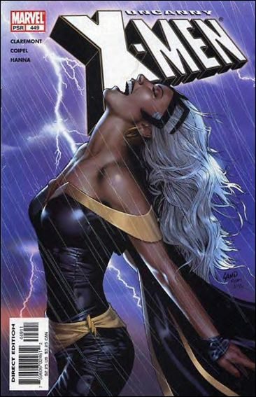 Uncanny X-Men (1981) 449-A by Marvel