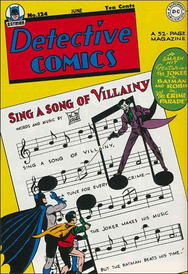 Detective Comics (1937) 124-A by DC