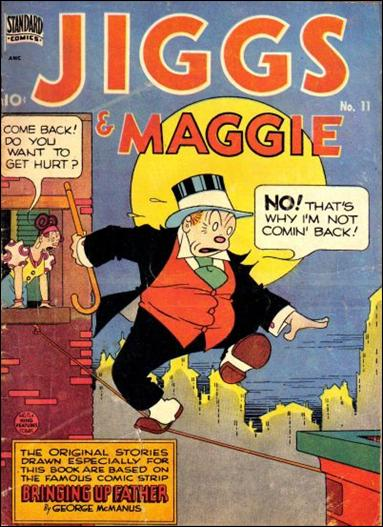 Jiggs &amp; Maggie 11-A by Standard