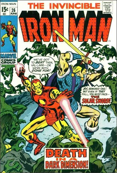 Iron Man (1968) 26-A by Marvel