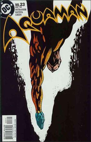 Aquaman (2003) 23-A