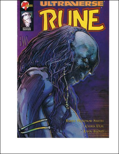 Rune: The Spin Special Edition 1-A by Malibu