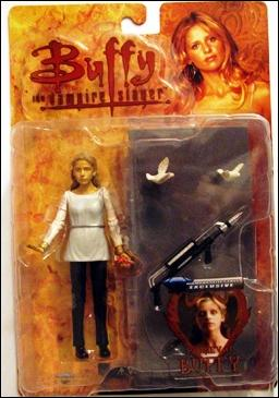 Buffy the Vampire Slayer (Series 7) Primeval Buffy Diamond Exclusive by Diamond Select