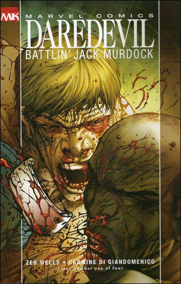Daredevil: Battlin' Jack Murdock 1-A by Marvel