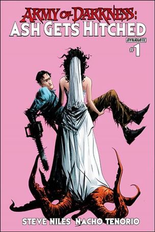Army of Darkness: Ash Gets Hitched 1-A