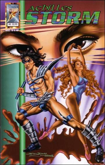 Achilles Storm (1997) 2-A by Brainstorm