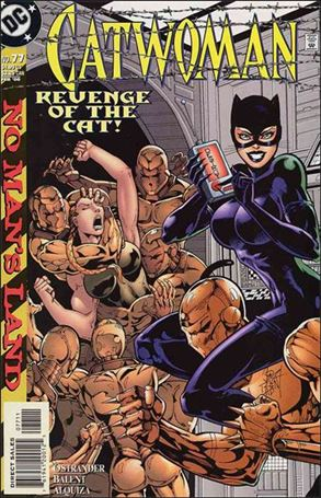 Catwoman (1993) 77-A
