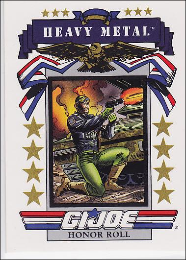 G.I. Joe (Base Set) 185-A by Impel