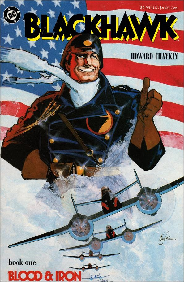 Blackhawk (1988) 1-A by DC