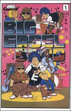 Big Edsel Band 1-A by Animated Comics Enterprises (ACE Comics)