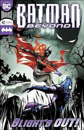 Batman Beyond (2016) 42-A
