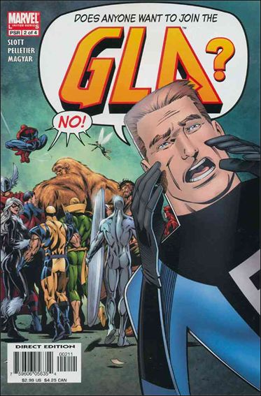 G.L.A. 2-A by Marvel