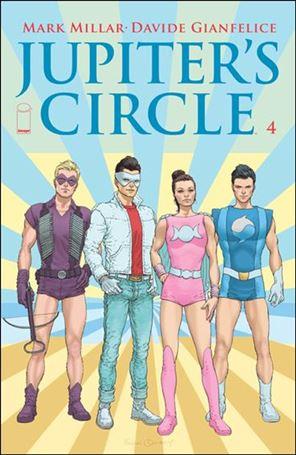 Jupiter's Circle 4-A