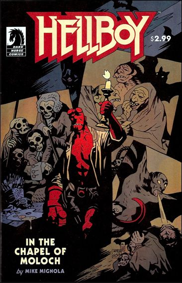 Hellboy: In the Chapel of Moloch nn-A by Dark Horse