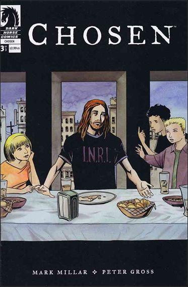 Chosen (2004) 3-A by Dark Horse
