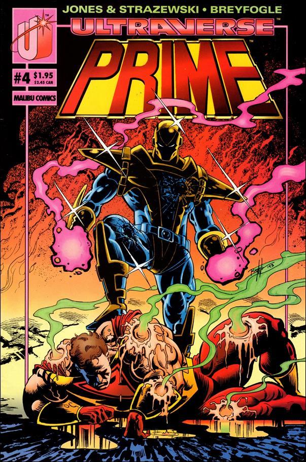 Prime (1993) 4-B by Malibu