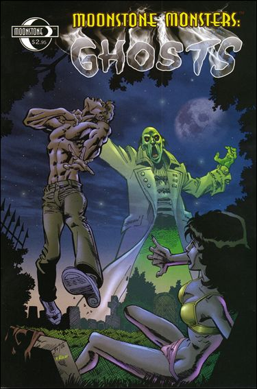 Moonstone Monsters: Ghosts 1-A by Moonstone