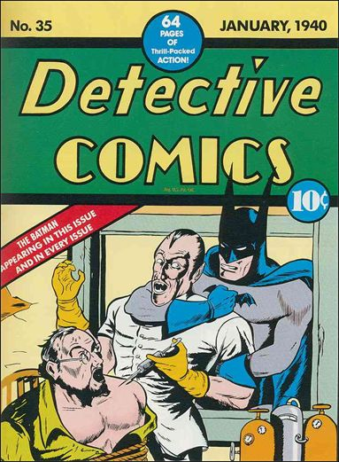 Detective Comics (1937) 35-A by DC