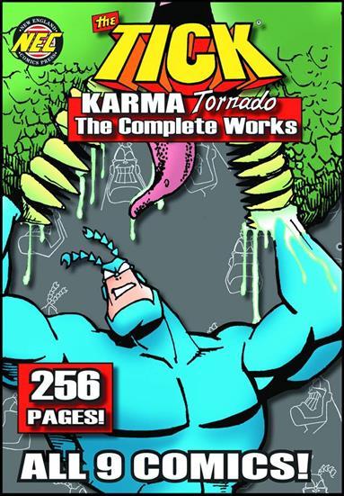 Tick:  Karma Tornado - The Complete Works nn-B by New England Comics Press (NEC / NECP)