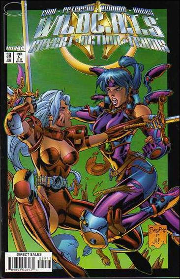 WildC.A.T.s: Covert Action Teams 39-A by Image