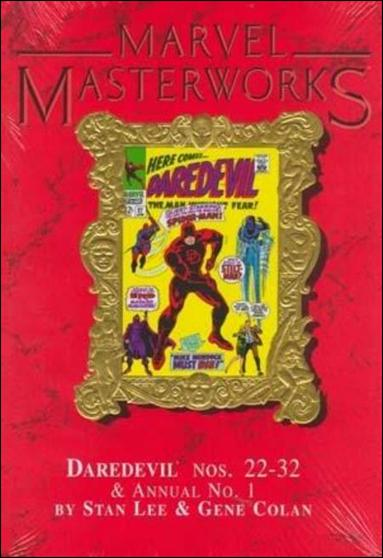 Marvel Masterworks: Daredevil 3-B by Marvel