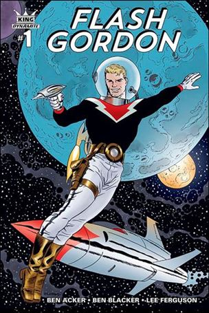 King: Flash Gordon 1-A