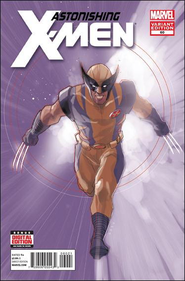 Astonishing X-Men (2004) 60-B by Marvel