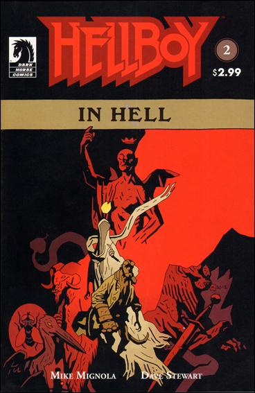 Hellboy in Hell 2-A by Dark Horse