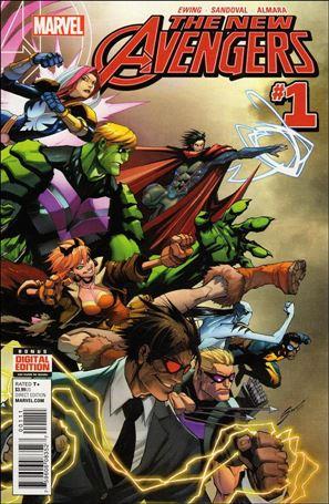 New Avengers (2015) 1-A