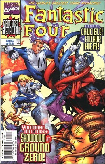 Fantastic Four (1998) 12-A by Marvel