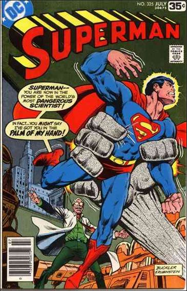 Superman (1939) 325-A by DC